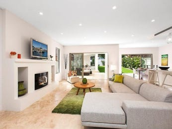 Beige living room idea from a real Australian home - Living Area photo 8222813