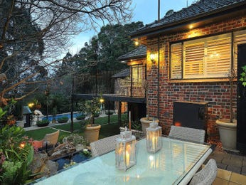 Outdoor living design with outdoor dining from a real Australian home - Outdoor Living photo 2322325