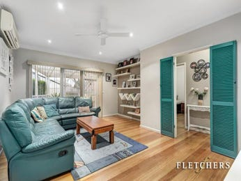 Green living room idea from a real Australian home - Living Area photo 16675781