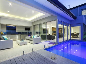 Photo of a modern pool from a real Australian home - Pool photo 14983341