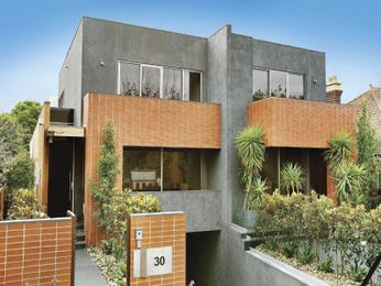 Photo of a brick house exterior from real Australian home - House Facade photo 424778