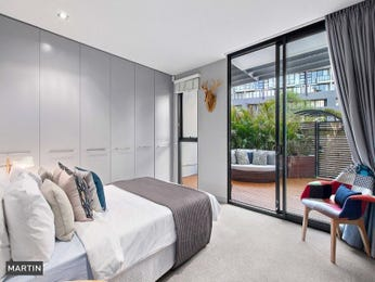 Grey bedroom design idea from a real Australian home - Bedroom photo 16636241