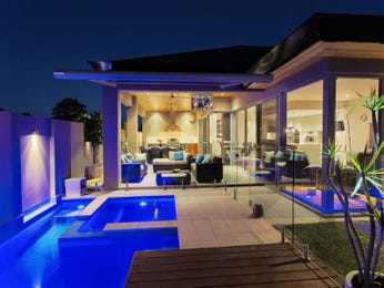 Photo of a modern pool from a real Australian home - Pool photo 7767693