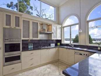 Granite in a kitchen design from an Australian home - Kitchen Photo 263089