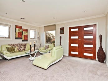 Beige living room idea from a real Australian home - Living Area photo 765426