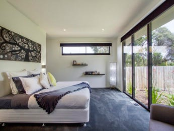 Grey bedroom design idea from a real Australian home - Bedroom photo 7186797