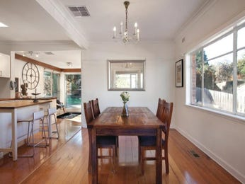 Purple dining room idea from a real Australian home - Dining Room photo 265746