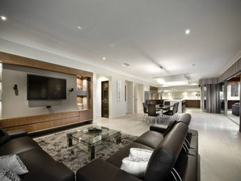 Beige living room idea from a real Australian home - Living Area photo 266305