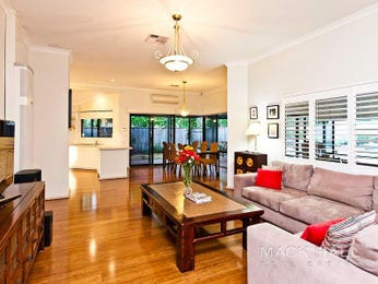 Beige living room idea from a real Australian home - Living Area photo 2213549