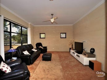 Black living room idea from a real Australian home - Living Area photo 497613