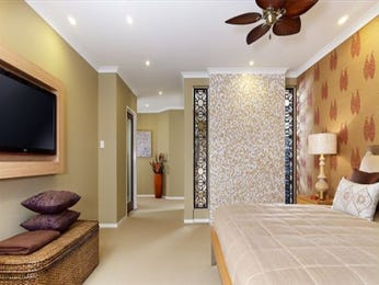Brown bedroom design idea from a real Australian home - Bedroom photo 267819