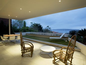 Outdoor living design with bbq area from a real Australian home - Outdoor Living photo 413153