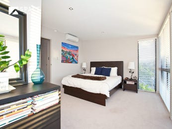Brown bedroom design idea from a real Australian home - Bedroom photo 1373908