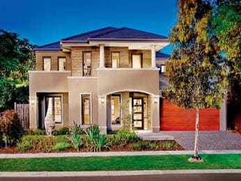 Photo of a sandstone house exterior from real Australian home - House Facade photo 268795