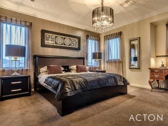 Black bedroom design idea from a real Australian home - Bedroom photo 8273153