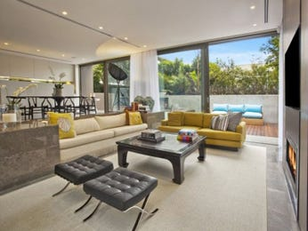 Green living room idea from a real Australian home - Living Area photo 8937069