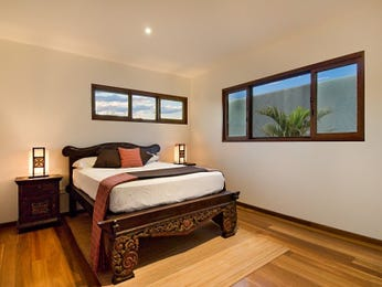 Beige bedroom design idea from a real Australian home - Bedroom photo 479120