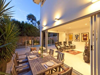 Outdoor living design with outdoor dining from a real Australian home - Outdoor Living photo 626830