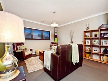 Beige living room idea from a real Australian home - Living Area photo 1393466