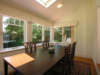 Brown dining room idea from a real Australian home - Dining Room photo 1225627