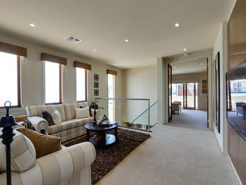 Beige living room idea from a real Australian home - Living Area photo 931874