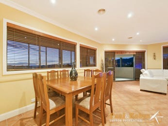 Beige dining room idea from a real Australian home - Dining Room photo 767010