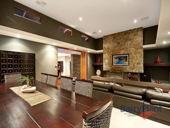 Brown dining room idea from a real Australian home - Dining Room photo 1468246