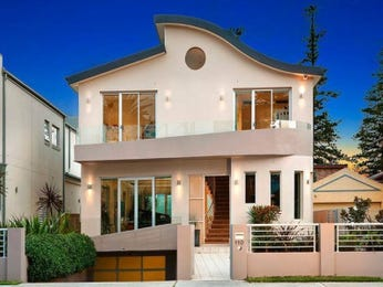 Photo of a concrete house exterior from real Australian home - House Facade photo 1204960