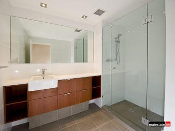 Cabinetry in a bathroom design from an Australian home - Bathroom Photo 418149