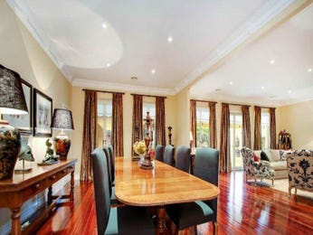Photo of a dining room design idea from a real Australian house - Dining Room photo 7753165