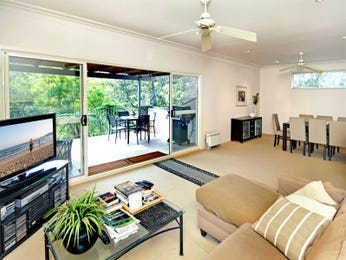 Beige living room idea from a real Australian home - Living Area photo 8399821