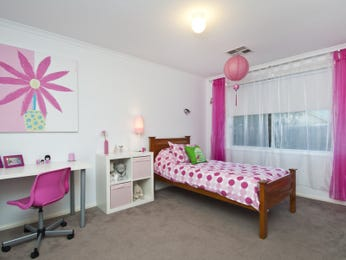 Pink bedroom design idea from a real Australian home - Bedroom photo 1407517