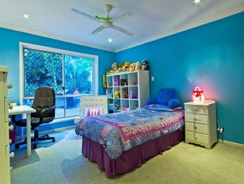 Blue bedroom design idea from a real Australian home - Bedroom photo 653203
