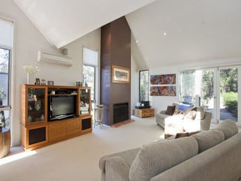 Beige living room idea from a real Australian home - Living Area photo 1547878