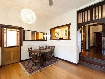 Brown dining room idea from a real Australian home - Dining Room photo 1845641