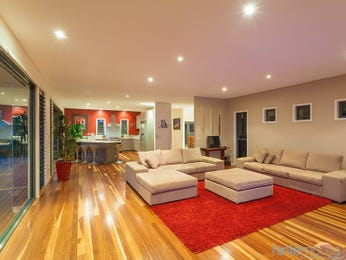Beige living room idea from a real Australian home - Living Area photo 7401449