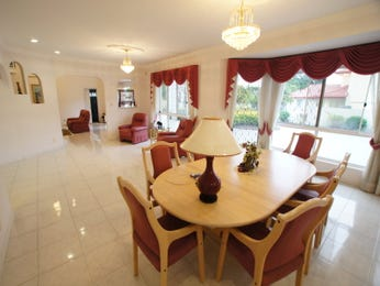 Beige dining room idea from a real Australian home - Dining Room photo 1541298