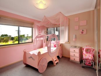 Pink bedroom design idea from a real Australian home - Bedroom photo 759379
