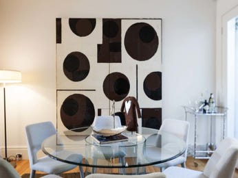 Photo of a dining room design idea from a real Australian house - Dining Room photo 16224785