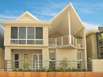 Photo of a concrete house exterior from real Australian home - House Facade photo 824325