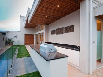 Outdoor living design with bbq area from a real Australian home - Outdoor Living photo 1045099