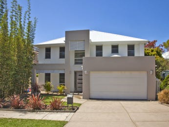 Photo of a concrete house exterior from real Australian home - House Facade photo 639941