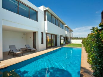 Photo of a modern pool from a real Australian home - Pool photo 1087117