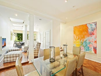 White dining room idea from a real Australian home - Dining Room photo 660185