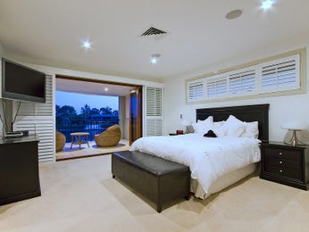 Brown bedroom design idea from a real Australian home - Bedroom photo 859738