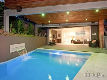 Photo of a modern pool from a real Australian home - Pool photo 460951