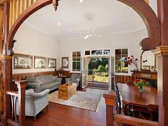 Cream living room idea from a real Australian home - Living Area photo 1241112