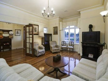 Cream living room idea from a real Australian home - Living Area photo 516528