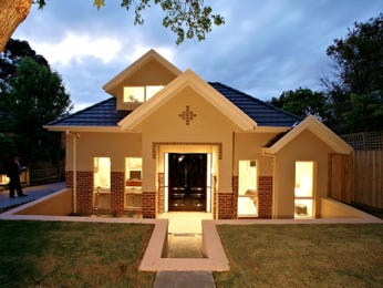 Photo of a brick house exterior from real Australian home - House Facade photo 697462