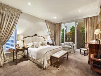 Beige bedroom design idea from a real Australian home - Bedroom photo 7675417